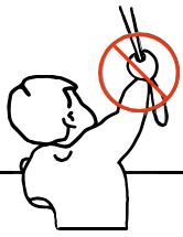 Waarschuwing voor kindveiligheid