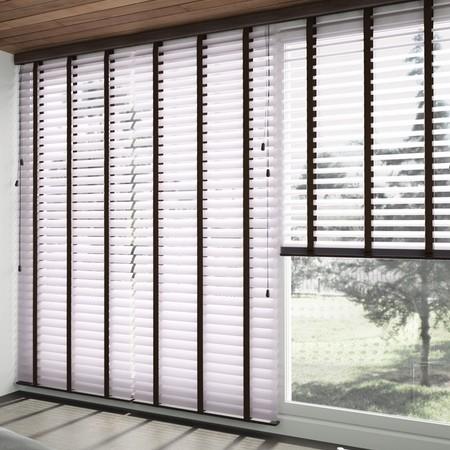 aluminium jaloezieen raambekleding voor erker