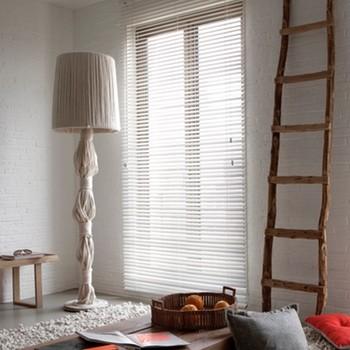 raamdecoratie zonder boren jaloezieen