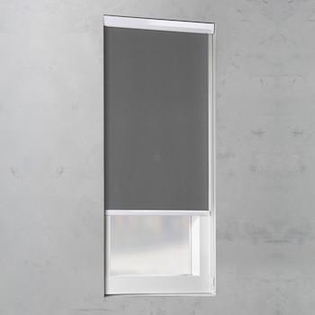 rolgordijn met zijgeleiding voordelig kopen? | raamdecoratie