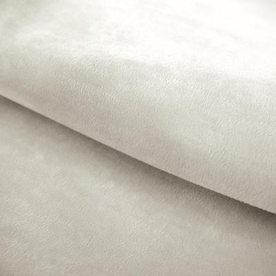 velours gordijnen wit